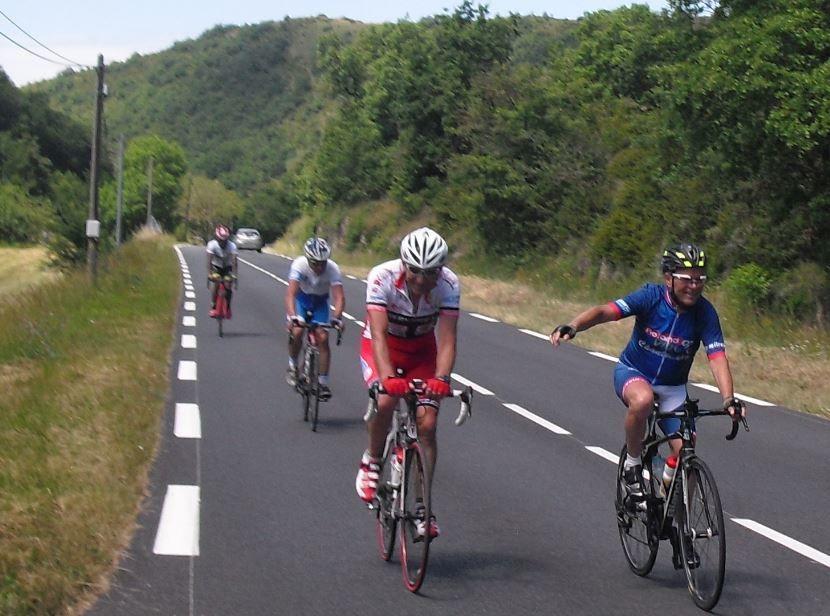 Vendée - Gard 2016 : Le cycliste et sa machine (2/10)