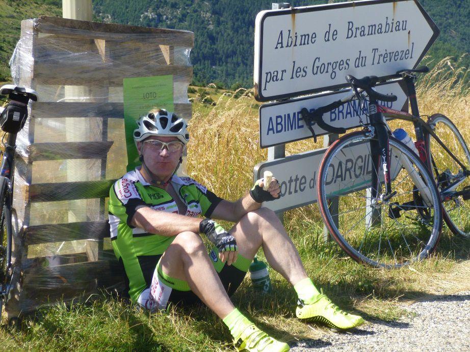 Vendée - Gard 2016 : Le cycliste et sa machine (6/10).