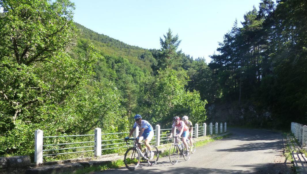 Vendée - Gard 2016 : Le cycliste et sa machine (8/10).