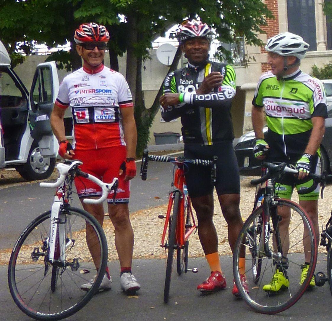 Vendée - Gard 2016 : Le cycliste et sa machine (10/10).
