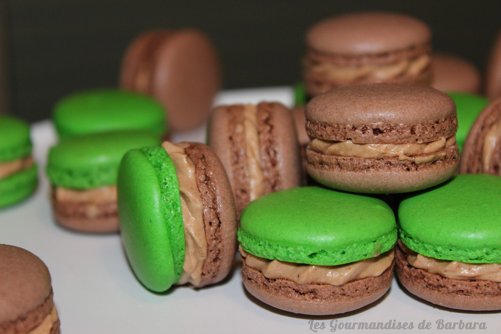 Macarons After Eight version 2