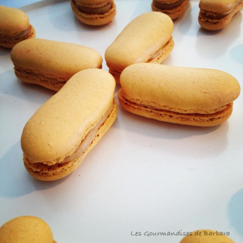Macarons Fingers