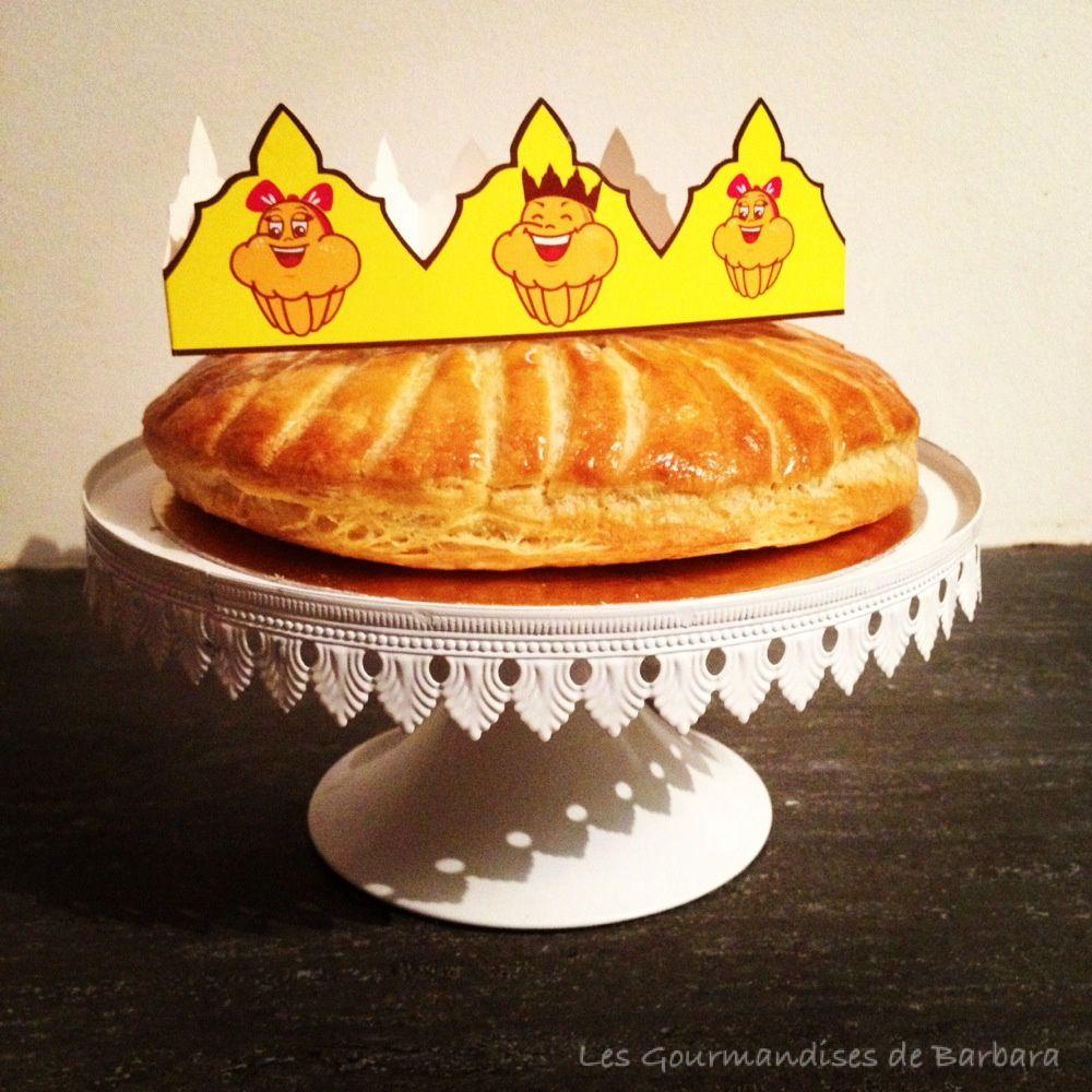 Tutoriel galette des rois maison