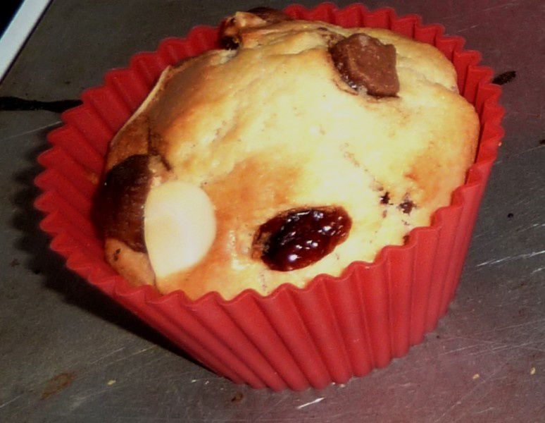Recette : Muffins &quot&#x3B;Balisto&quot&#x3B;