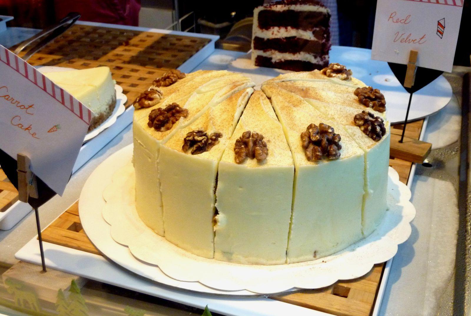 """""""Désolé Jess... ton carrot cake est vraiment très bon mais celui-ci c'est le meilleur que j'ai jamais mangé"""" Je pense que c'est un verdict sans appel"""