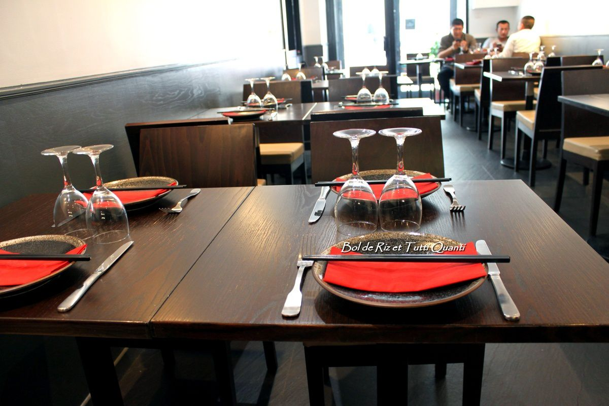 shanghai kitchen restaurant chinois marseille bol de riz et tutti quanti. Black Bedroom Furniture Sets. Home Design Ideas