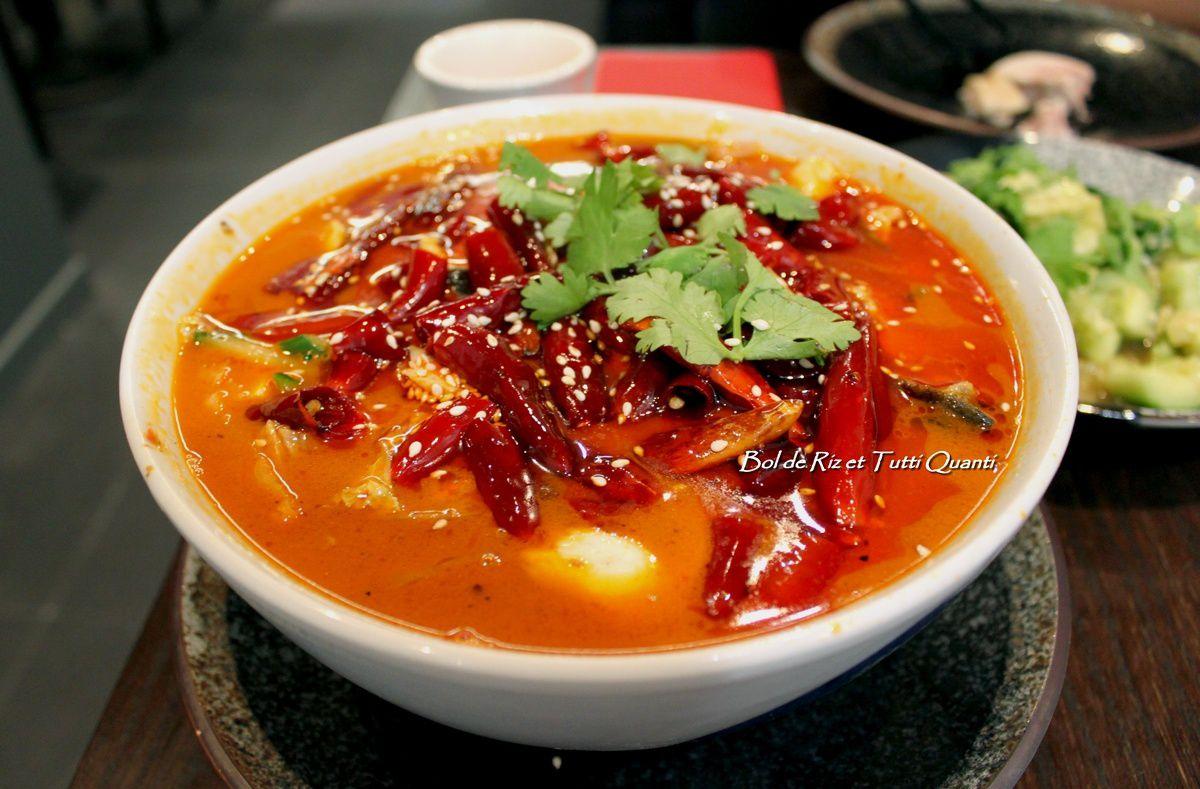 Shanghai Kitchen 海上小厨 (Restaurant Chinois, Marseille)