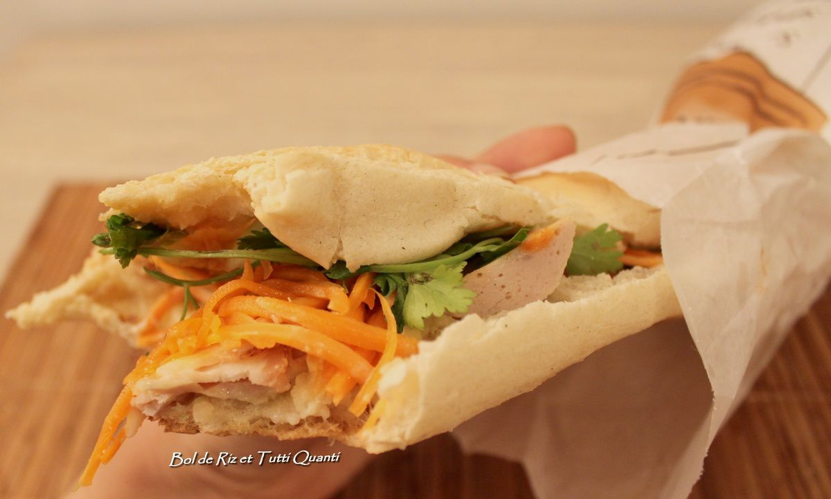 Breaking News : Une nouvelle adresse Banh Mi (Marseille)