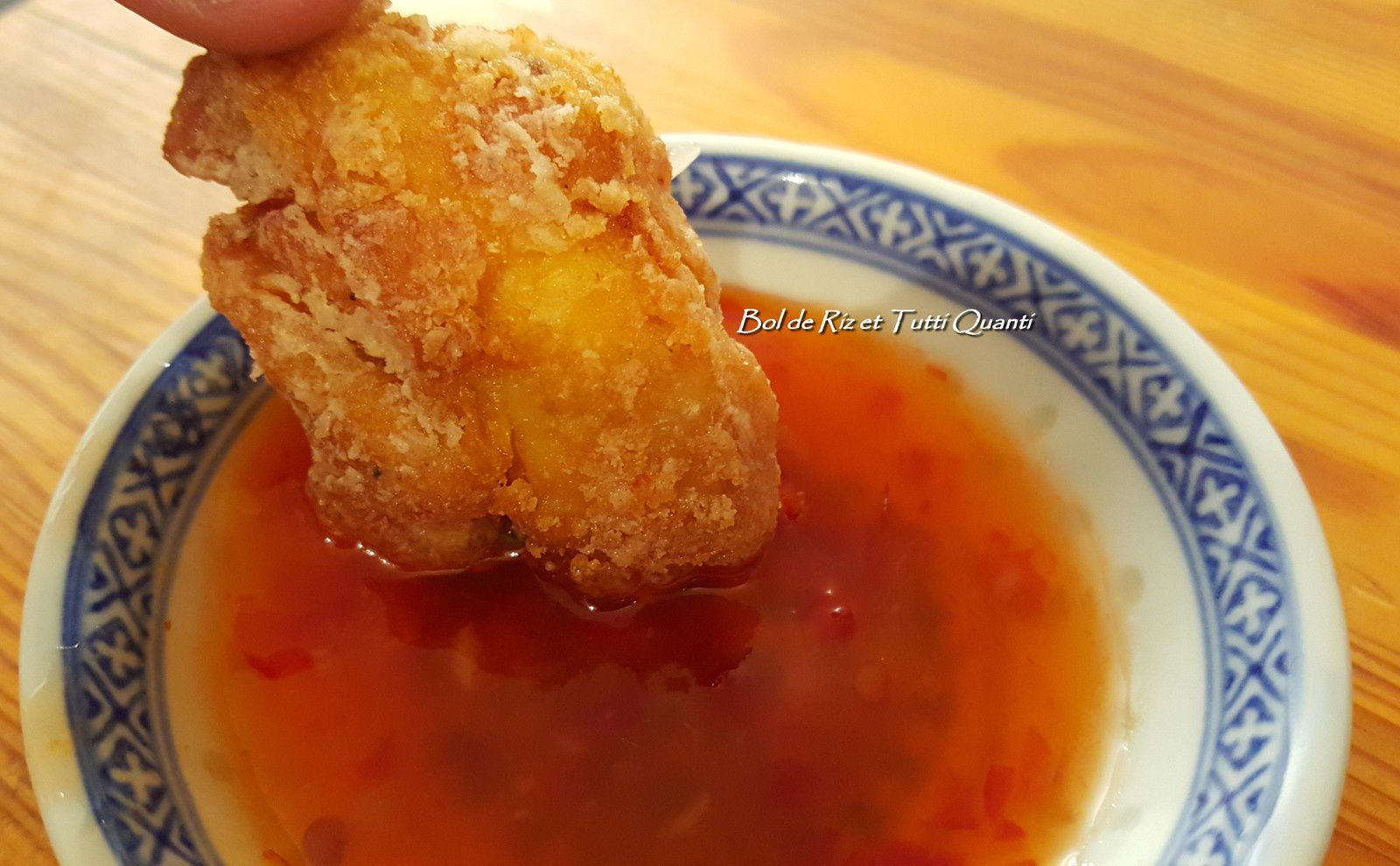 Poulet Frit Chinois 香酥鸡