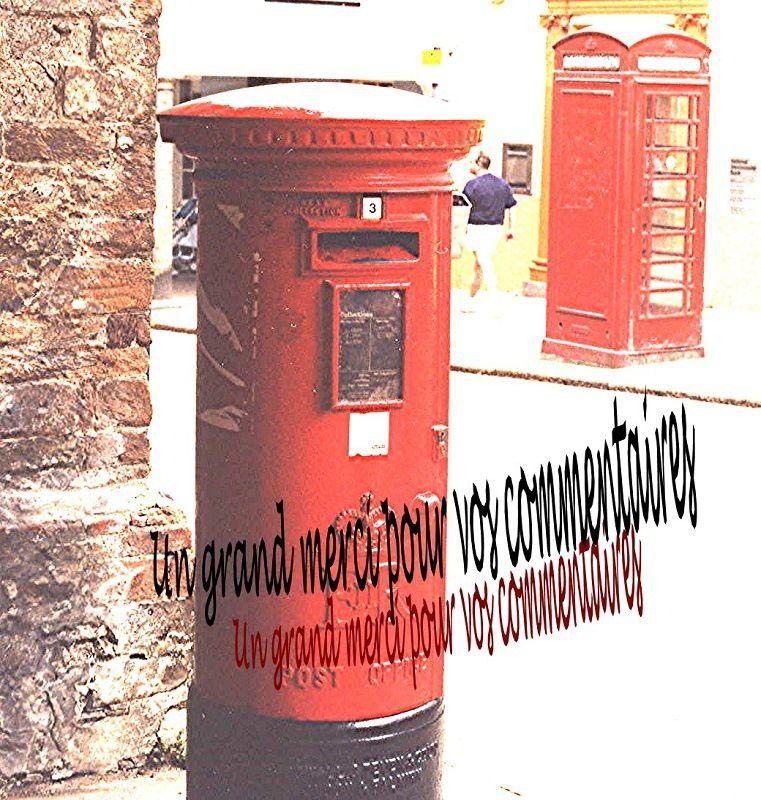 Quelque part dans le Devon en Angleterre, août 1990, sur mon blog Fadosi, juin 2009