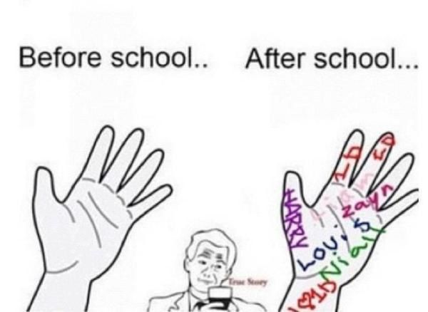 Every Time with Nadine :') :*