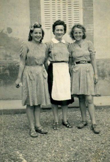 La famille Germain (1941-1996)