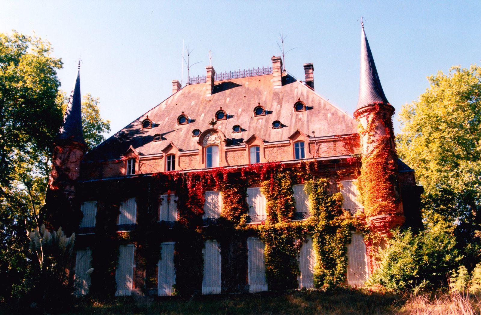 le château de Nolet en 1996