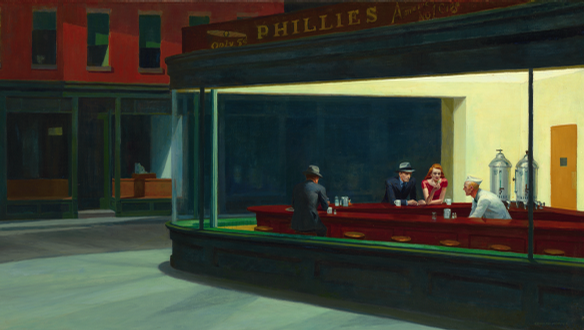 EXPO EDWARD HOPPER