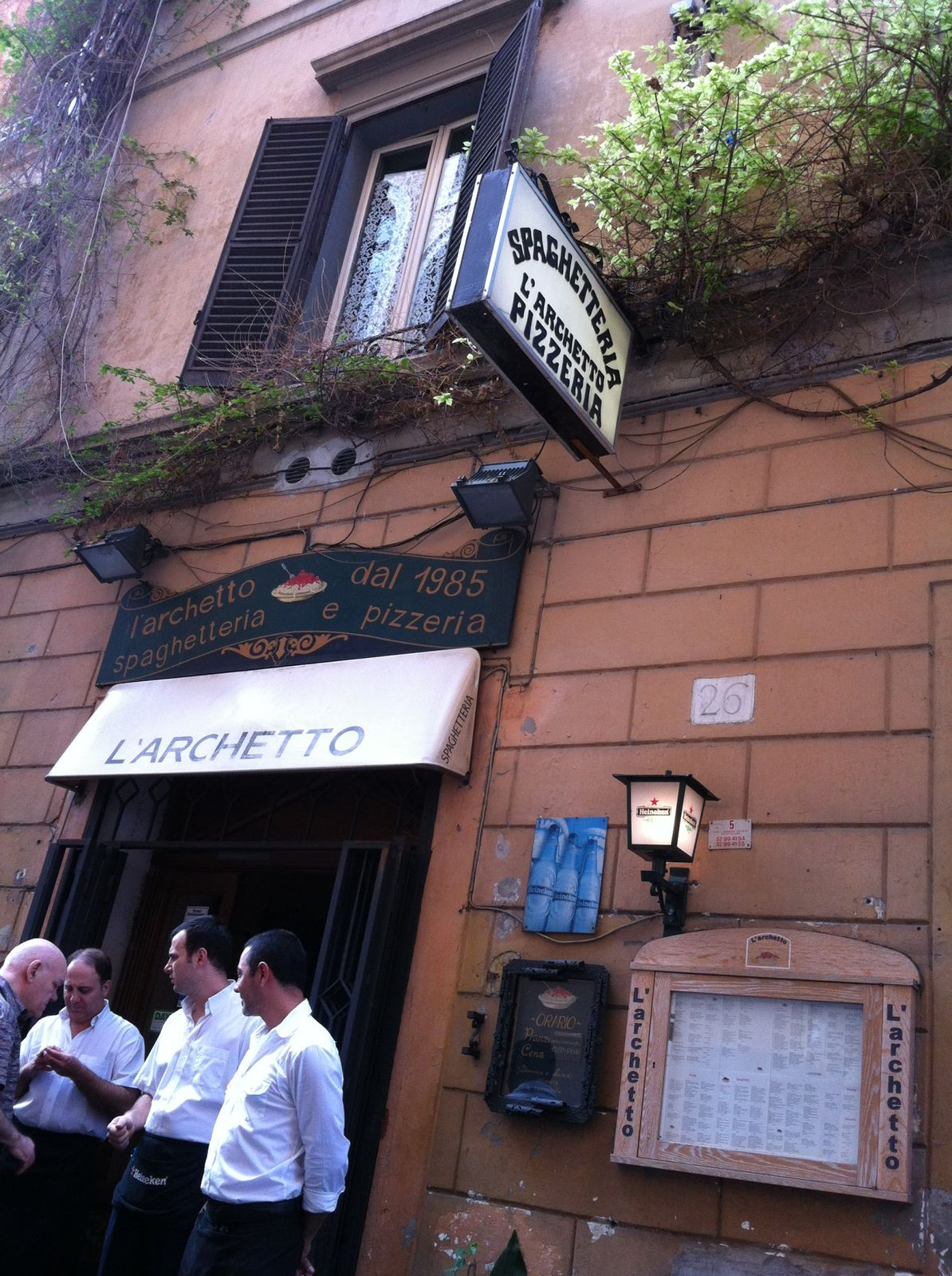 Restaurant L'Archetto
