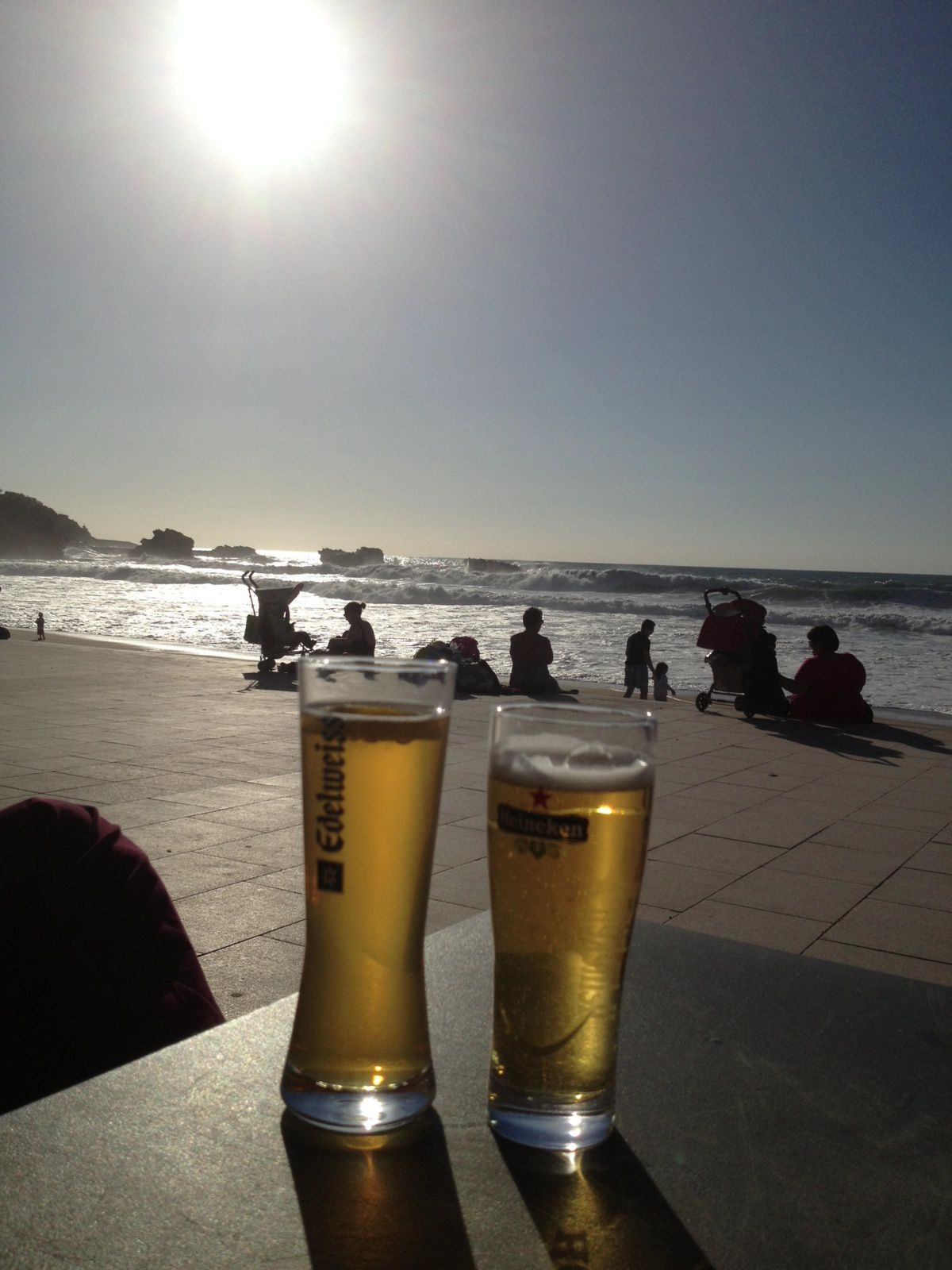 Un long weekend à Biarritz