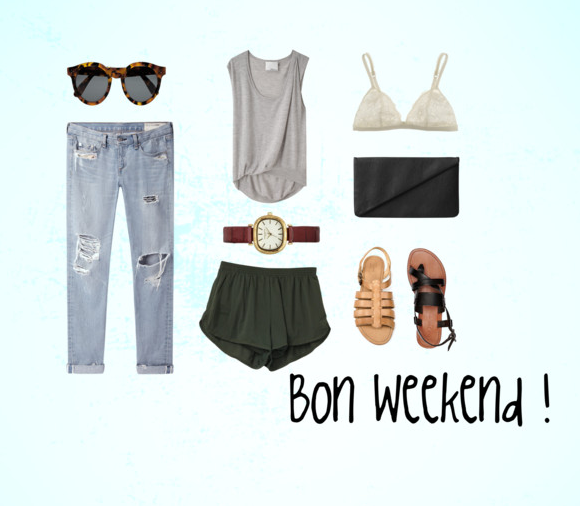 Look du weekend