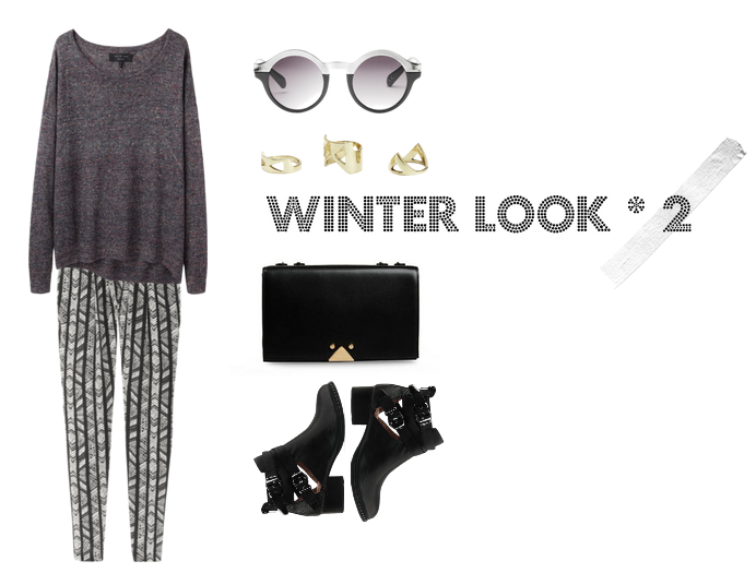 WINTER LOOKS