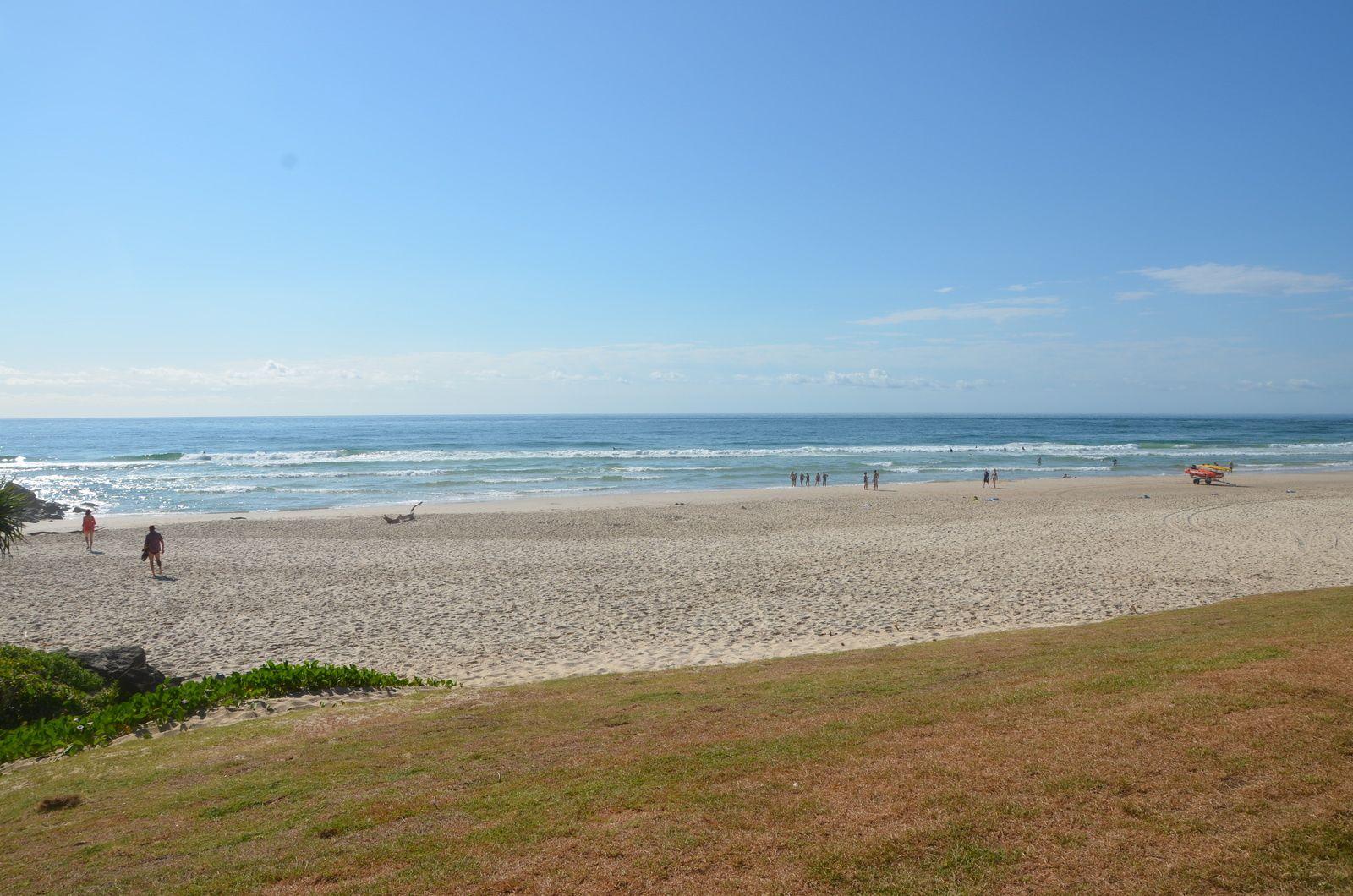 Ballina, Good coffee, beach & surfers
