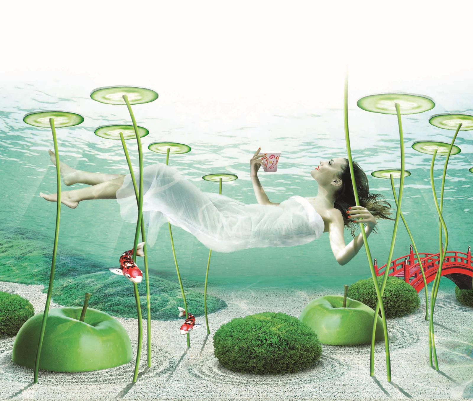 O Green - le plus frais des thés verts par SPECIAL.T