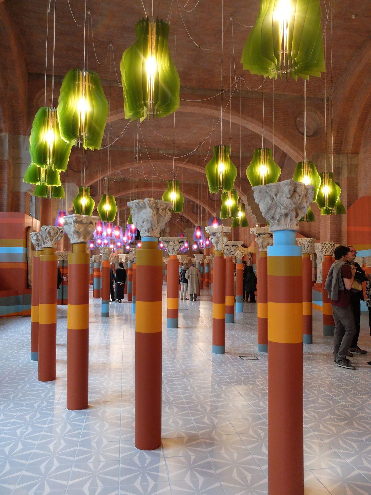 Hasta 2016 en el Museo des Augustins de Toulouse…No se lo pierdan!