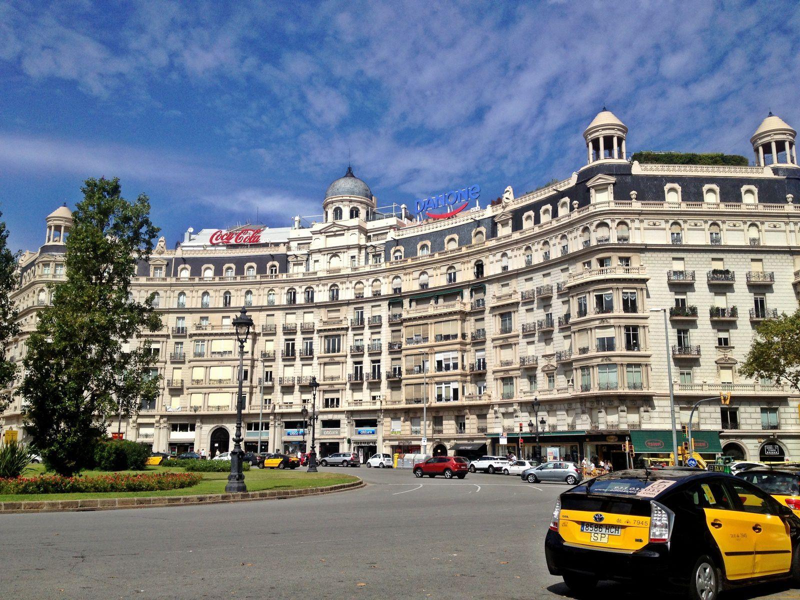 Callejeando por Barcelona