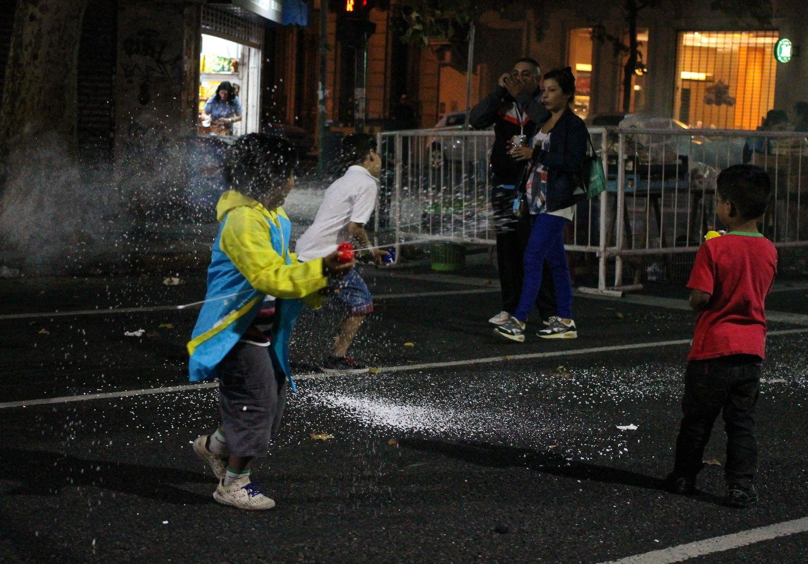Carnaval Porteño, Corso de Almagro, Murga en Buenos Aires, Argentina!