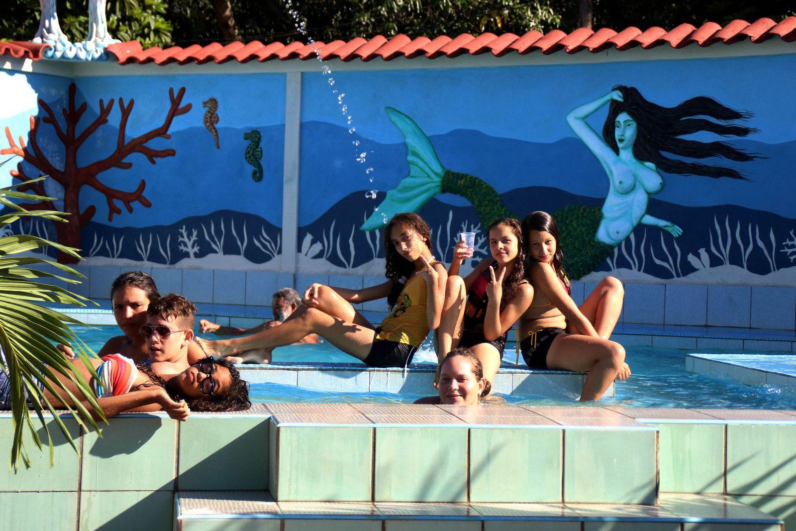 La infancia en Cuba y el asombro que tuvieron con la pola :)