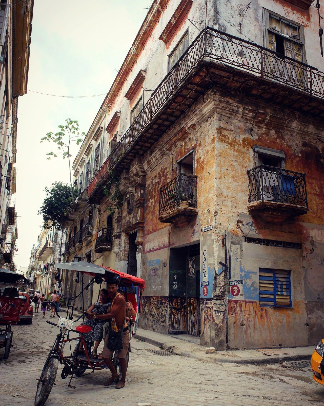 Otra vez la Habana...
