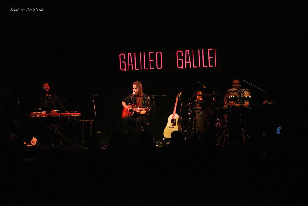 Vicente García, sala Galileo, A la Mar, Madrid