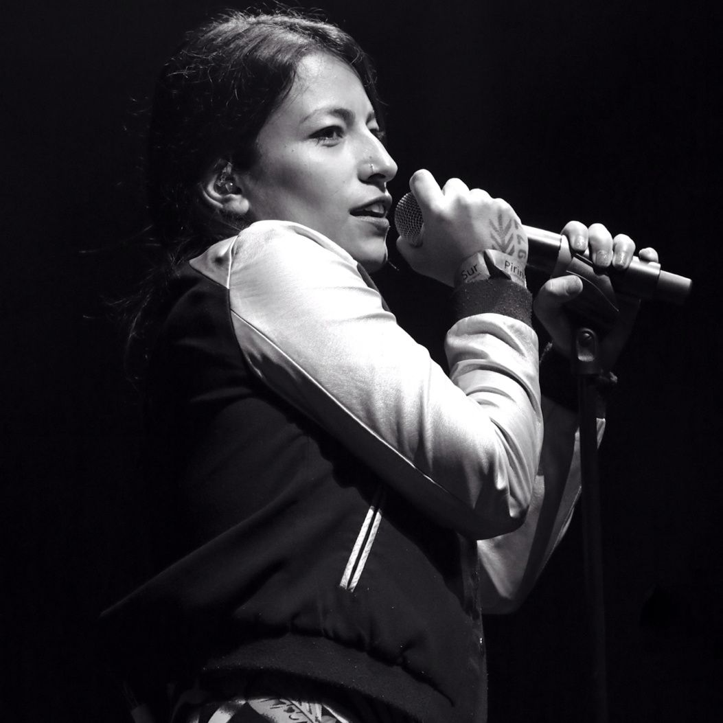 Ana Tijoux, Chile,