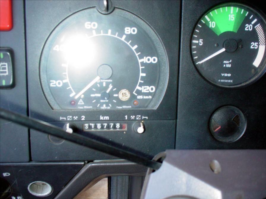 TRR Routier Mercedes 430 FretLiner