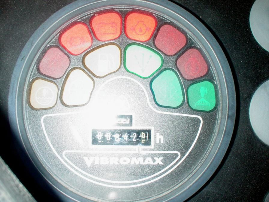 Compacteur 2 Billes Vibromax