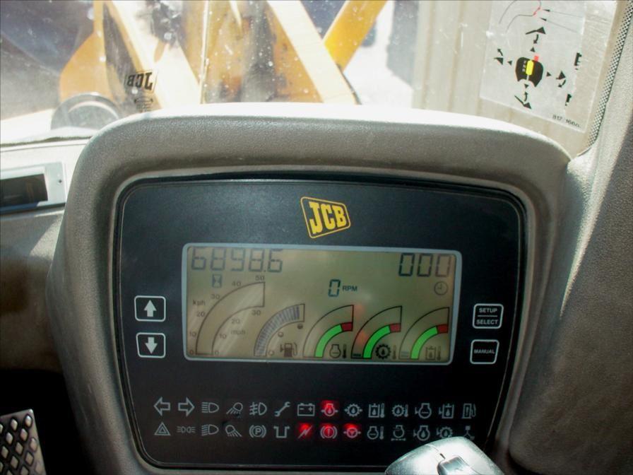 Chargeur Pneus JCB 436