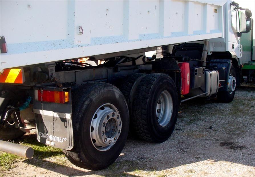 Camion BiBenne IVECO 6x2 360 chv