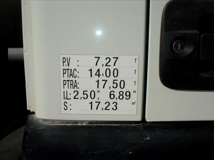 Camion IVECO Eurocargo 140E22 2009 Tel: 0608066192 Pierre BASSAT