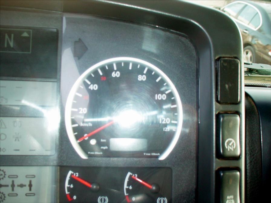 Camion MAN 6x4 BiBenne Hydraulique TGA 26.363