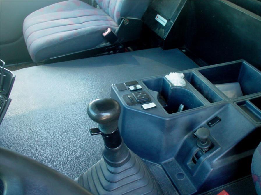 Camion Mercedes Actros 6x4 BiBenne