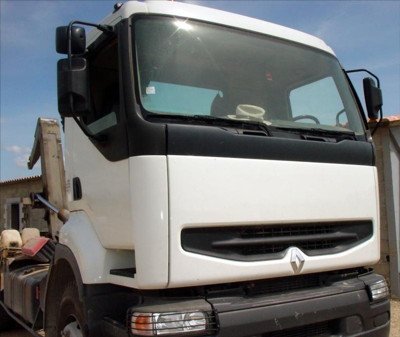 Camion Ampiroll Ampliroll Empiroll RVI Renault Premium 370 6x2 Empirol