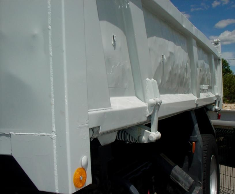 Camion BiBenne RVI Renault Kerax 320 DCI