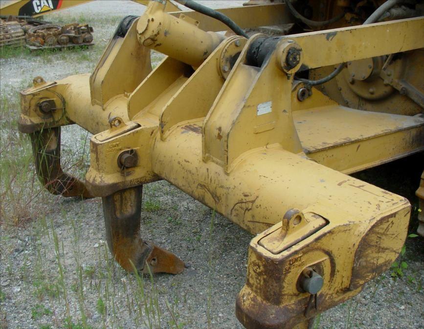 Bull Bulldozer Chenille CAT D6 M XL