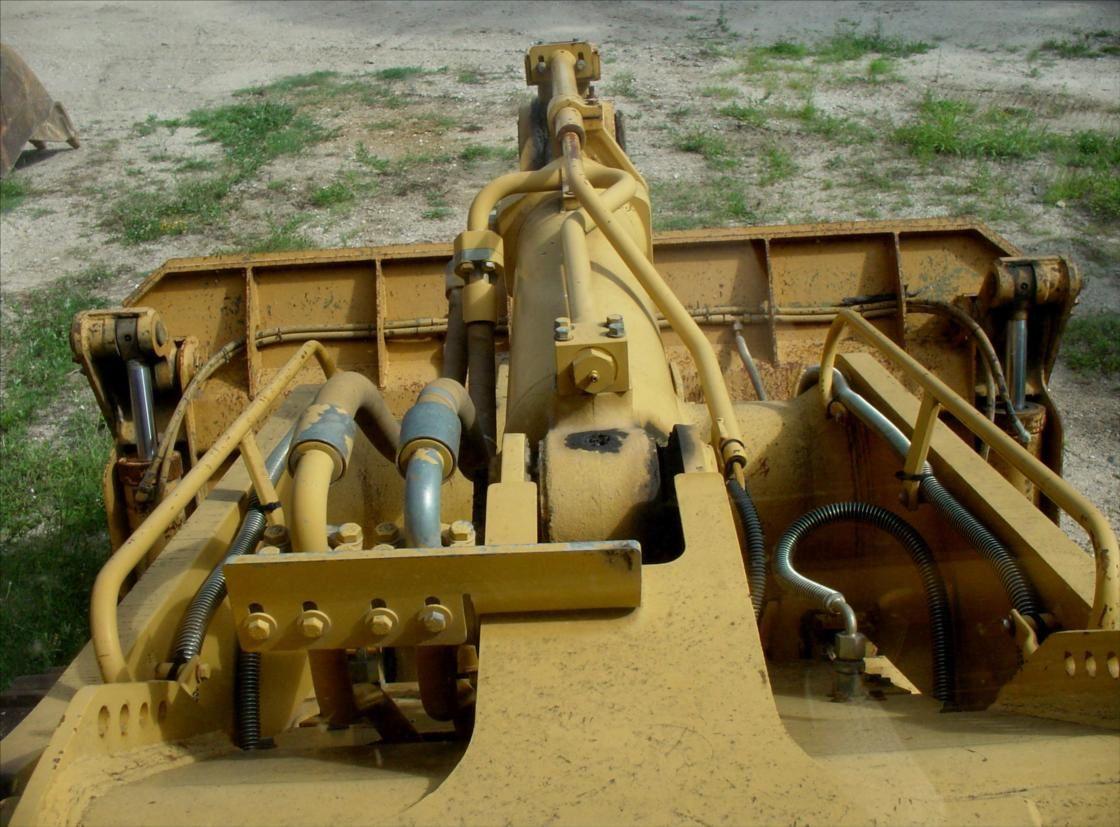 Bull TRAX CAT 963B