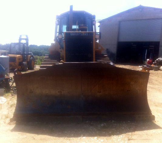 Bulldozer Bull Caterpillar CAT D6M Tel : 0608066192 M. Pierre BASSAT