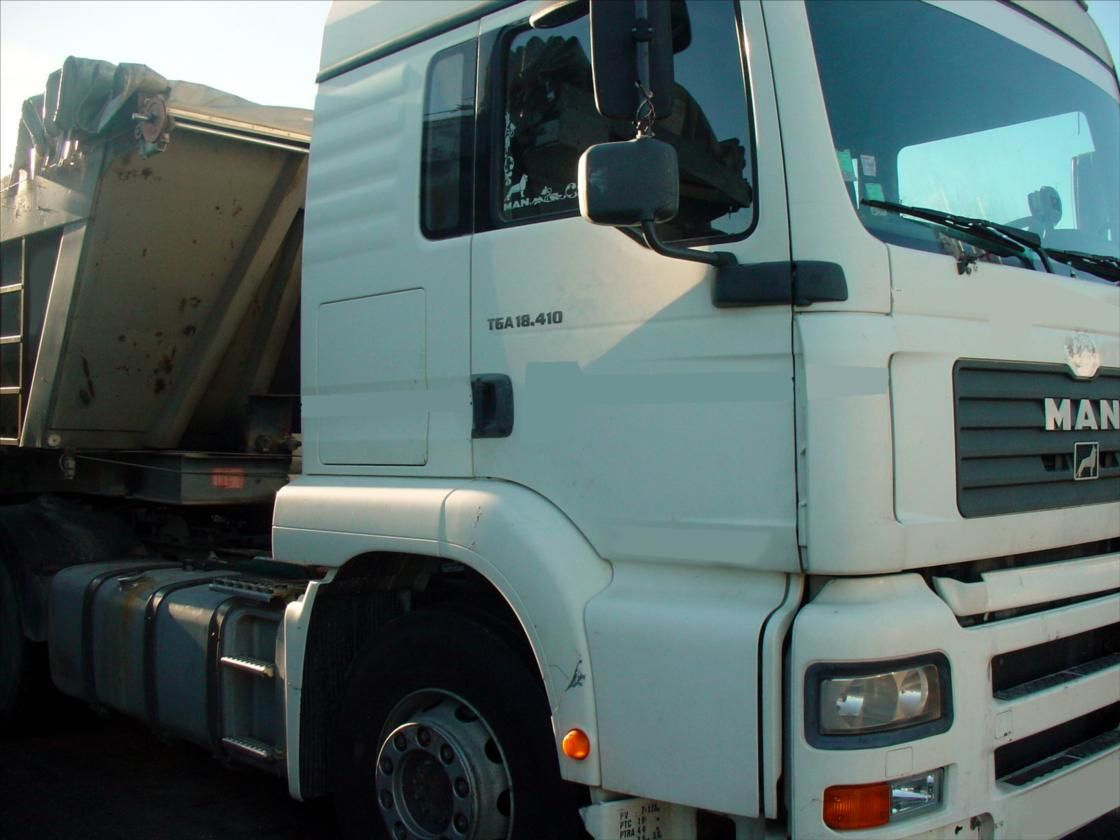 Tracteur Routier MAN 18.410 TGA Tel : 0608066192 Pierre BASSAT TRANSCOMM13