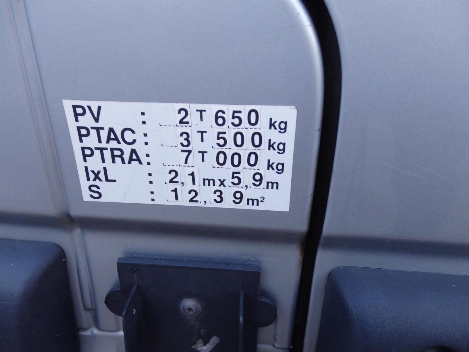Camion VL 3,5 Ampliroll Renault RVI