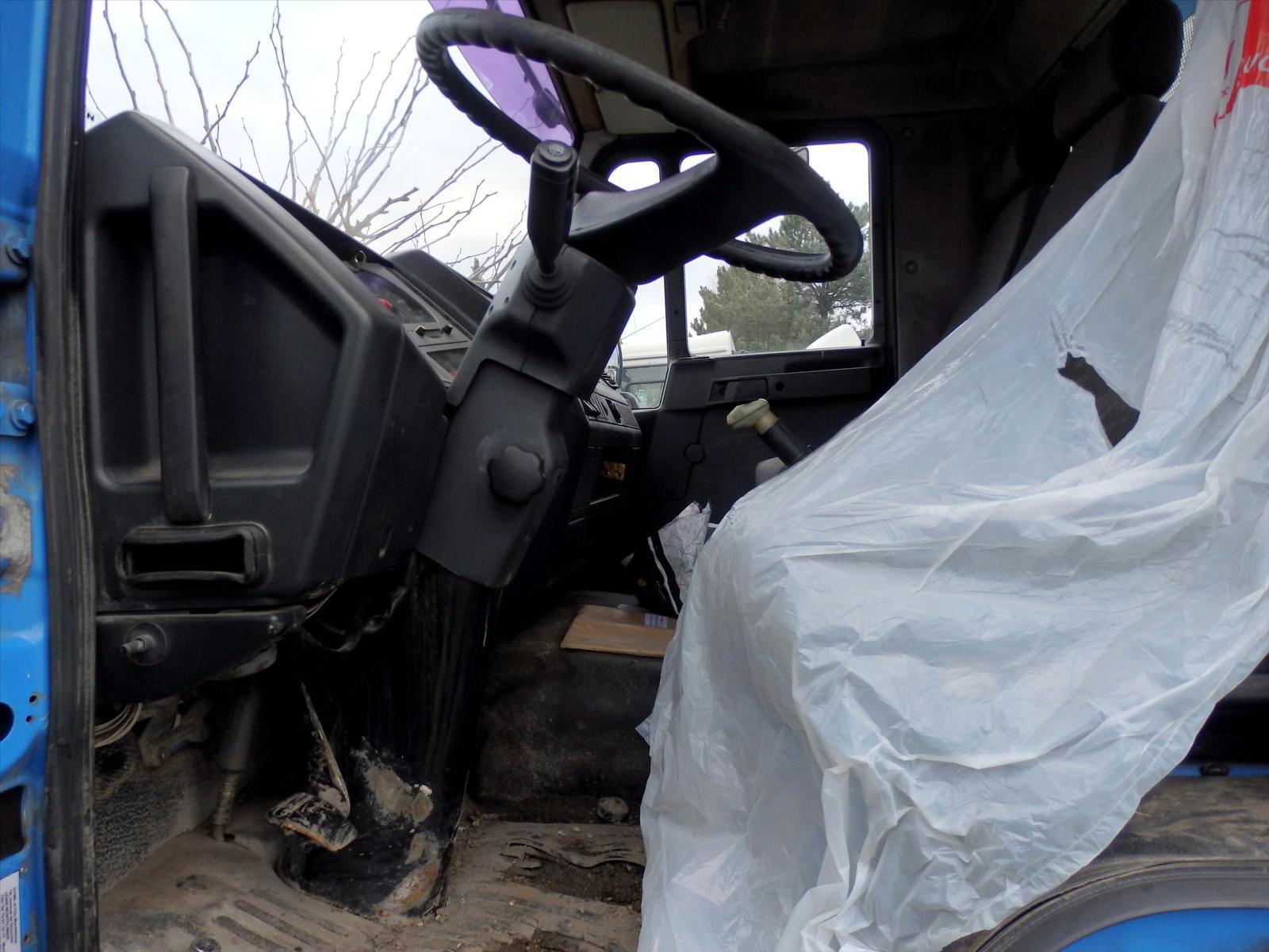 Camion MAN 18-264 4x2 Multi Chaine Multi Benne  Pierre BASSAT TRANSCOMM13 Tel: 0608066192