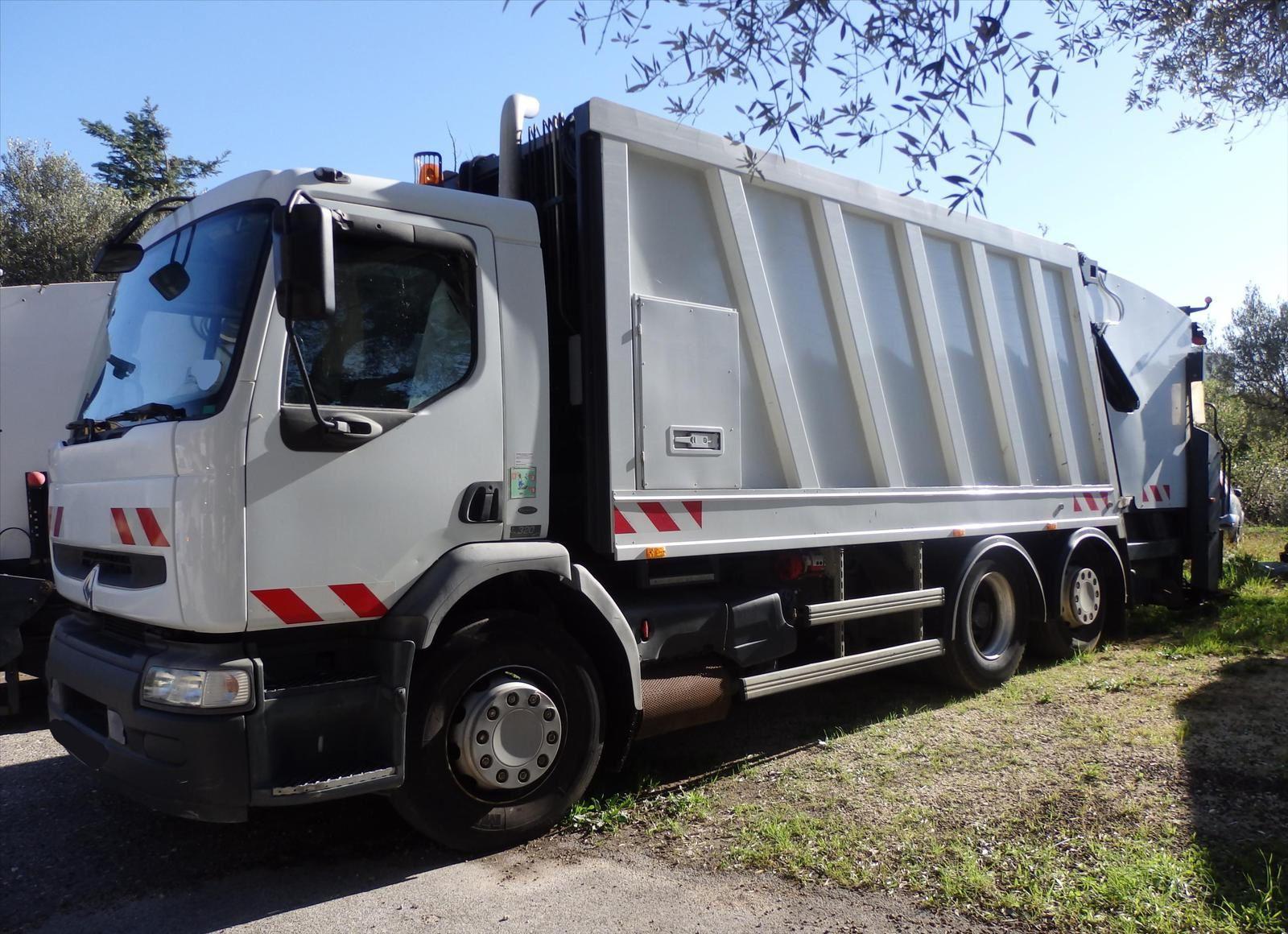Camion BMO Poubelles § Ordures Tel: 0608066192 Pierre BASSAT Trans.Comm.13