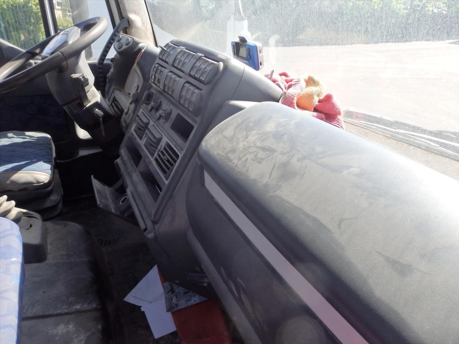 Camion IVECO EUROCARGO 140E240 4x4 Tel: 0608066192 Pierre BASSAT TRANS.COMM.13