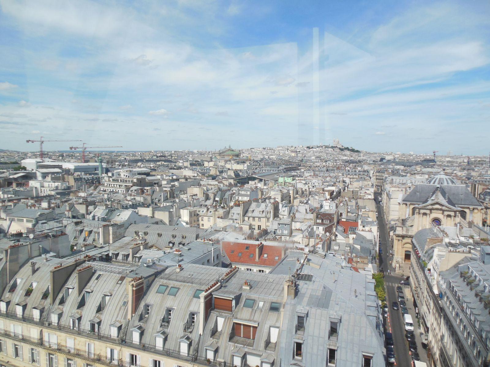Paris ♥ (L'Opéra de Paris, Place Vendôme, Le Jardin des Tuileries, La vue de la Grande Roue, La Tour Eiffel...)