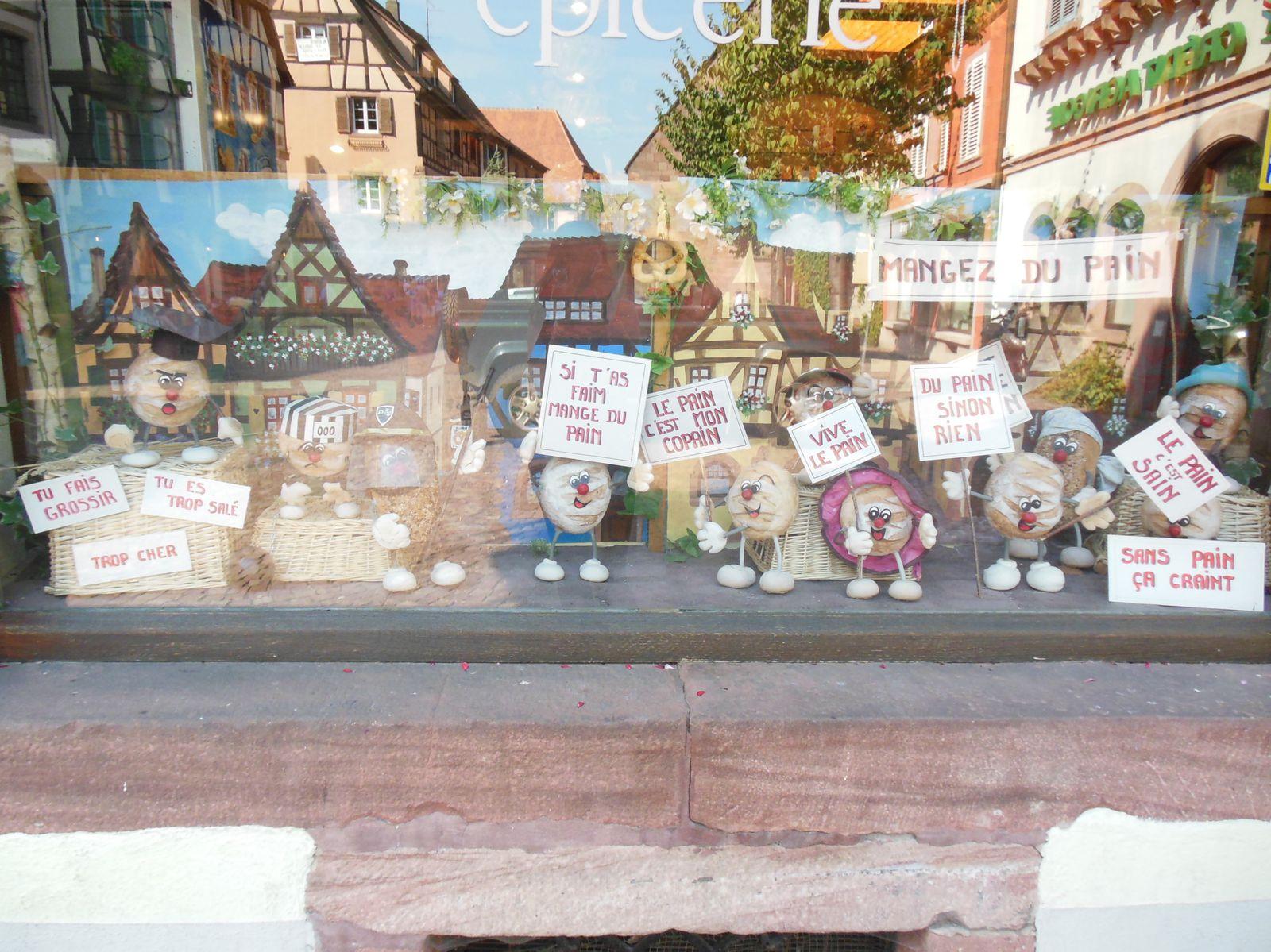 Une journée en Alsace